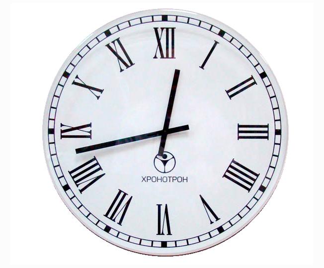 Вторичные стрелочные часы